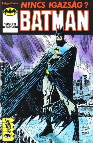 Batman sorozat - Préda, A Legendás Batman sorozat , Képregénymarket.