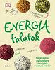Kate Turner, Annie Nichols: Energiafalatok - Fehérjedús, egészséges receptek a kirobbanó életerőért