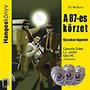 Ed McBain: A 87-es körzet: Éjszakai ügyelet - Hangoskönyv /CD/