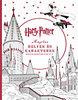 Várlaki Tibor (szerk.): Harry Potter Mágikus helyek és karakterek színezőkönyv
