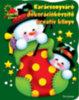 Karácsonyváró dekorációkészítő kreatív könyv