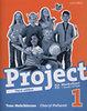 Tom Hutchinson; Cheryl Pelteret: Project 1. - Munkafüzet + Tanulói CD-ROM