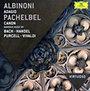 Válogatás; : Albinoni - Adagio / Pachelbel - Canon - Barokk kedvencek - CD