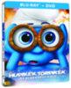 Hupikék törpikék: Az elveszett falu - Steelbook - DVD+Blu-ray