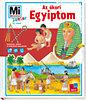 Eva Dix; Sabine Schuck: Az ókori Egyiptom - Mi micsoda junor 23.