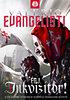 Valerio Evangelisti: Égj, inkvizítor!