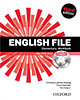 Jane Hudson; Christina Latham-Koenig; Clive Oxenden; Seligson: English File Elementary Workbook with Key with CD-ROM + iChecker (Pack)