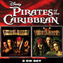 Filmzene: Pirates Of The Caribbean Curse Of The Black Pearl / Pirates Of The Caribbean Dead Man's Chest - CD