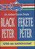 Arthur Conan Doyle: Fekete Péter - Black Peter - magyar, angol - Kisokos kétnyelvű