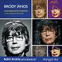 Bródy János: Magyarok közt európai - Versként is hallgatható dalszövegek - Hangoskönyv