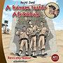 Rejtő Jenő: A három testőr Afrikában - Hangoskönyv - MP3