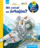 Peter Nieländer: Mit csinál az űrhajós?