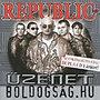 Republic: Üzenet, boldogság.hu - 2 CD