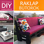 Kalapp Attila: DIY - Raklap bútorok