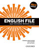 Christina Latham-Koenig; Clive Oxenden: English File Upper-intermediate Workbook with key - Third edition
