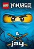 LEGO 7. - Jay - Ninjago - könyv