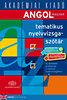 Gál Edina: Angol-magyar tematikus nyelvvizsgaszótár 2014