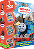 Thomas, a gőzmozdony Díszdoboz - 3 DVD