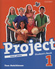 Tom Hutchinson: Project 1. - Student's Book