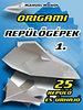 Manuel Manos: Origami Repülőgépek 1.