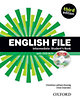 Christina Latham-Koenig; Clive Oxenden: English File Intermediate Student's Book with iTutor - Third edition