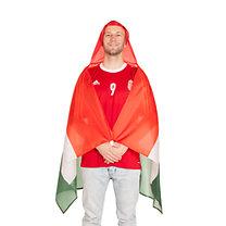 Magyar Labdarúgó Szövetség: Magyar labdarúgó-válogatott body flag (esőkabát és zászló egyben)