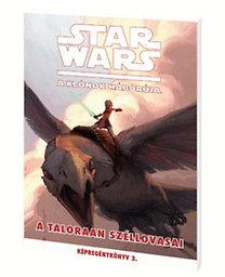 A Taloraan széllovasai - Star Wars - A klónok háborúja - Képregénykönyv 3.