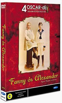 Fanny és Alexander - DVD