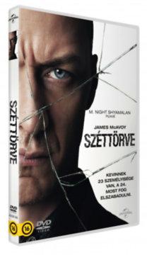 Széttörve - DVD
