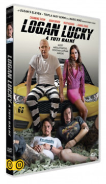 Logan Lucky - A tuti balhé - DVD