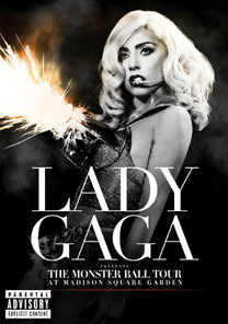 Lady Gaga: The Monster Ball Tour (EE DVD)