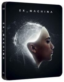 Ex Machina - limitált, fémdobozos változat - Blu-ray