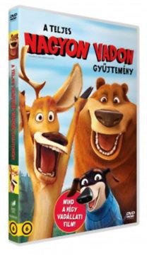 Nagyon vadon 1-4. - DVD