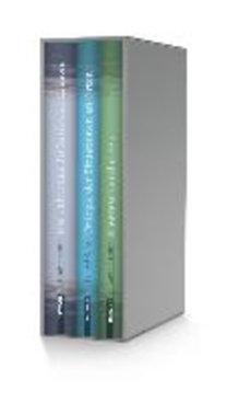 Kofler, Gerhard: Das Gedächtnis der Wellen / La memoria delle onde | 3 Bände - zweisprachige Ausgabe - 3 Bände im Schuber