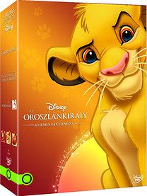 Oroszlánkirály díszdoboz (2015) - DVD