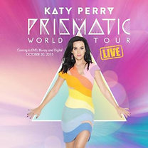 Katy Perry: The Prismatic World Tour - DVD