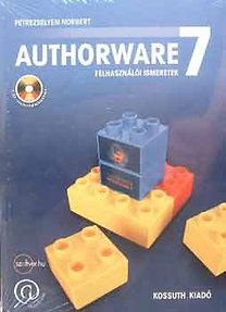 Petrezselyem Norbert: Authorware 7 - Felhasználói ismeretek (CD-vel) - CD melléklettel