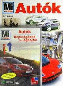 Autók + Autók - Repülőgépek és léghajók DVD - Akciós csomag