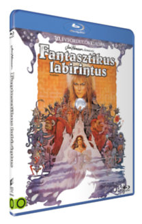 Fantasztikus labirintus - 30. évfordulós kiadás - Blu-ray