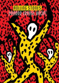 Rolling Stones: Voodoo Lounge Uncut - Blu-ray