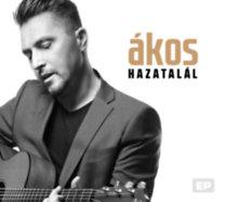 Ákos: Hazatalál - EP CD