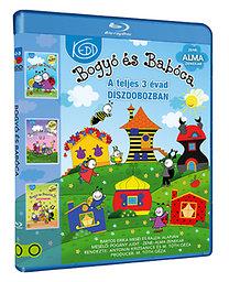 Bogyó és Babóca 1-2-3 Blu-ray Díszdoboz