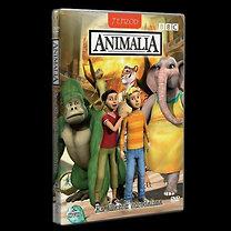 Animália - Az állatok birodalma 2. lemez - DVD