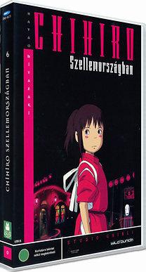 Chihiro szellemországban - DVD
