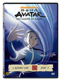 Avatar: Aang legendája I. könyv: Víz DVD 2