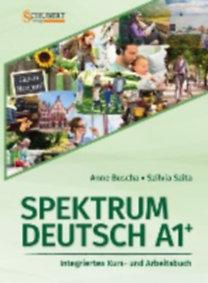 Buscha, Anne - Szita, Szilvia: Spektrum Deutsch A1+: Integriertes Kurs- und Arbeitsbuch für Deutsch als Fremdsprache