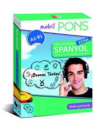 PONS Mobil nyelvtanfolyam EXTRA - Spanyol - Hallgass, érts és beszélj könnyedén!