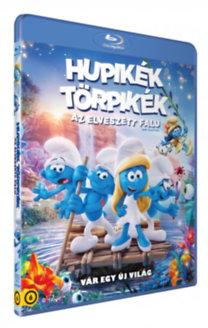 Hupikék törpikék: Az elveszett falu - Blu-ray