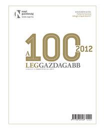 A 100 leggazdagabb - 2012
