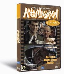 Angyalbőrben 4-6. - DVD